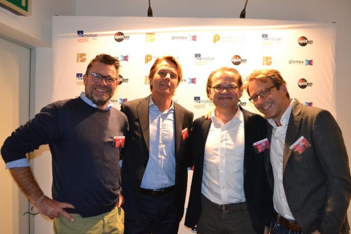 Glomex und prettysocial debütieren als Gastgeber auf Münchens Networking-Event